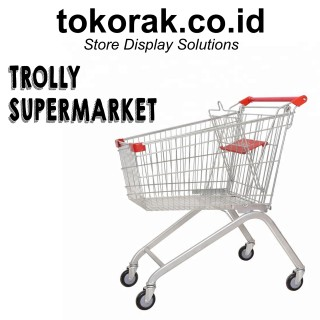 TROLLY SUPERMARKET