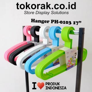 HANGER BAJU PH WARNA